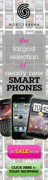 160x600 banner linking to Smartphone Page